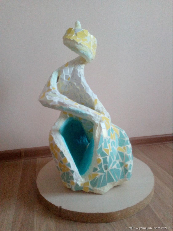 """Скульптура: """"Кармический вихрь"""", Скульптуры, Иркутск,  Фото №1"""