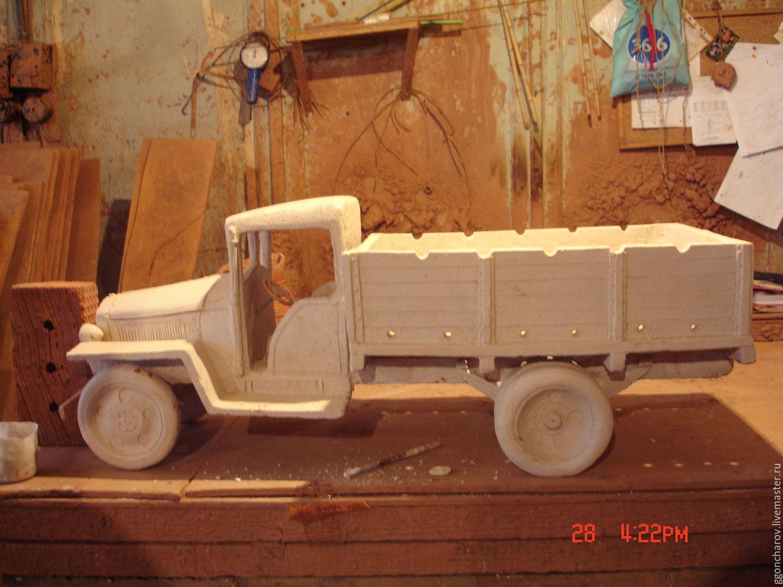 Мангал керамический
