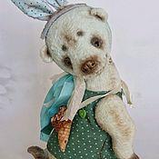 Мишки Тедди ручной работы. Ярмарка Мастеров - ручная работа Тедди мишка Малышка. Handmade.
