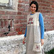 Одежда handmade. Livemaster - original item sundress