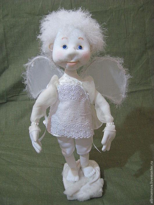 Коллекционные куклы ручной работы. Ярмарка Мастеров - ручная работа. Купить кукла Ангел для любимой.. Handmade. Ангел, ангел-хранитель