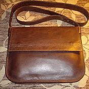 Classic Bag handmade. Livemaster - original item Women`s leather bag. to buy a bag .genuine leather. Handmade.
