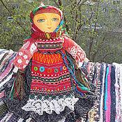 Куклы и игрушки ручной работы. Ярмарка Мастеров - ручная работа Кукла Молодуха (образ молодой замужней женщины). Handmade.
