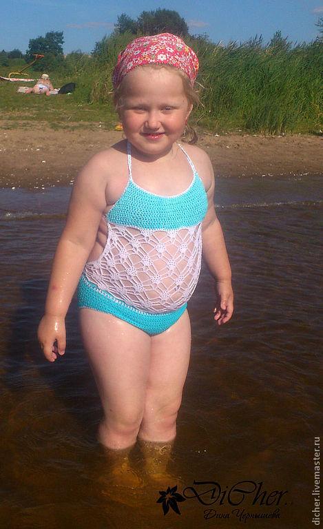 еще сухой купальник ;)