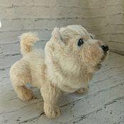 Куклы и игрушки handmade. Livemaster - original item Chow. Handmade.