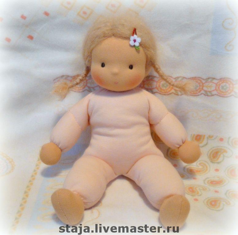 Вальдорфская кукла выкройка мастер класс