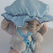 Куклы и игрушки ручной работы. Ярмарка Мастеров - ручная работа Мечтательная Нэнэ. Handmade.