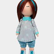 handmade. Livemaster - original item Sewing kits: Ulyana doll sewing kit. Handmade.