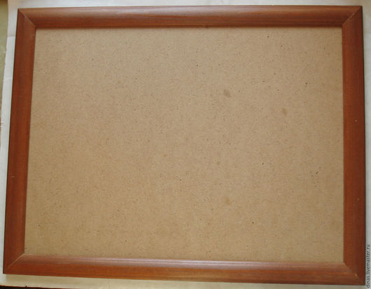 Декупаж и роспись ручной работы. Ярмарка Мастеров - ручная работа. Купить Рамка деревянная 5. Handmade. Коричневый, рамка, сосна