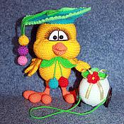 Куклы и игрушки handmade. Livemaster - original item Chuck Berry. Easter souvenir. Handmade.