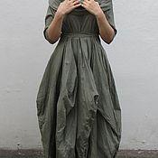 Одежда ручной работы. Ярмарка Мастеров - ручная работа Платье Ваза. Handmade.