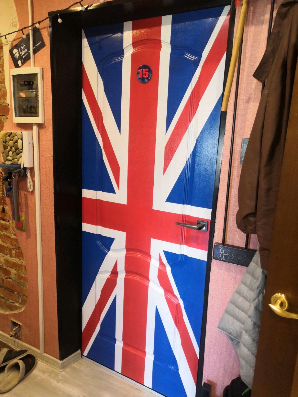Дверь London, Двери, Москва,  Фото №1