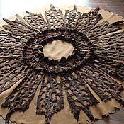 Для дома и интерьера ручной работы. Ярмарка Мастеров - ручная работа Прикаминный ковер. Handmade.