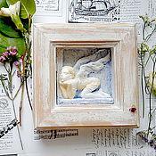 """Картины и панно ручной работы. Ярмарка Мастеров - ручная работа """"Мой маленький каприз"""". Handmade."""