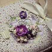 Подарки к праздникам handmade. Livemaster - original item wedding album