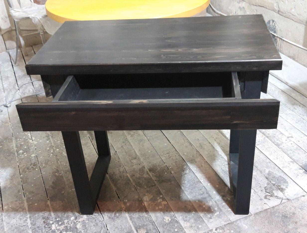 Мебель ручной работы. Ярмарка Мастеров - ручная работа. Купить Письменный стол. Handmade. Рабочий стол, массив сосны