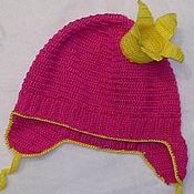 Работы для детей, ручной работы. Ярмарка Мастеров - ручная работа шапочка c короной. Handmade.