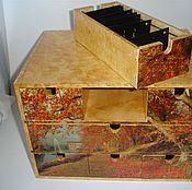 Для дома и интерьера ручной работы. Ярмарка Мастеров - ручная работа Золотая Осень. Handmade.