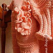 """Одежда ручной работы. Ярмарка Мастеров - ручная работа """"ЯРКИЙ САМО"""" свитер. Handmade."""