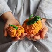 Куклы и игрушки handmade. Livemaster - original item Two pumpkins. Handmade.