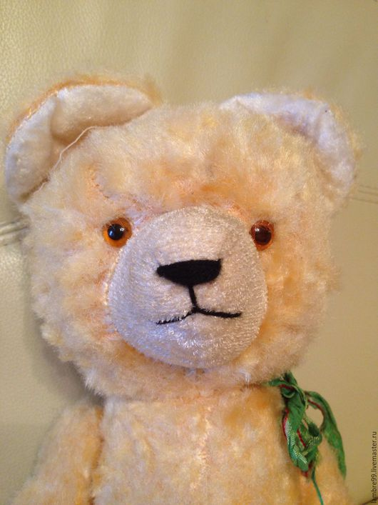 Винтажные куклы и игрушки. Ярмарка Мастеров - ручная работа. Купить Мишка старинный, Германия. Handmade. Мишка, винтаж, искусственный мех