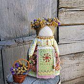 """Куклы и игрушки ручной работы. Ярмарка Мастеров - ручная работа Кукла-оберег """"Одолень трава"""". Handmade."""