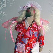 Куклы и игрушки ручной работы. Ярмарка Мастеров - ручная работа Ангел добрых снов. Handmade.