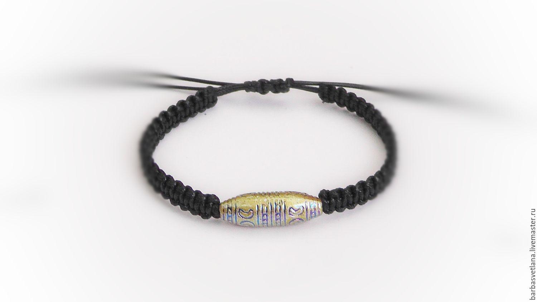 Купить браслет оберег для мужчин