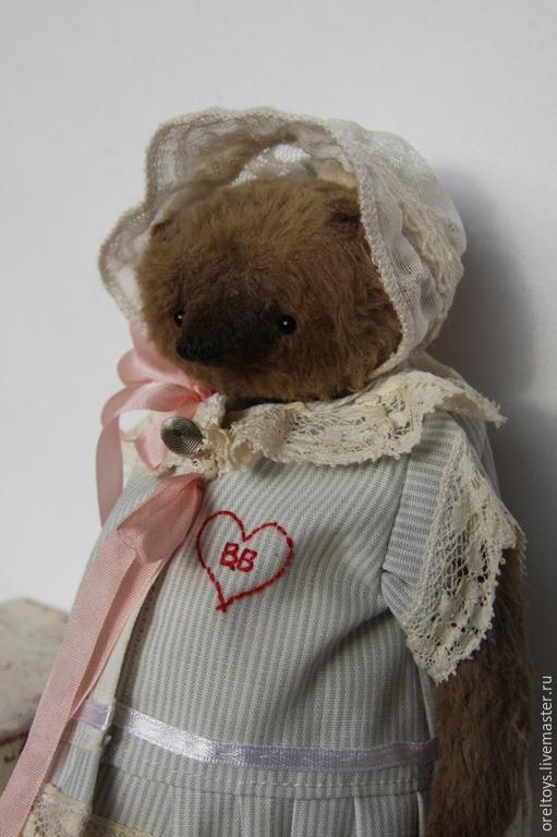 Ольга Орёл, Орёл Ольга, oreltoys, baby bear from Olga Orel