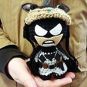 Куклы и игрушки ручной работы. Ярмарка Мастеров - ручная работа Мягкая игрушка Бэтмен Красный Сын. Handmade.