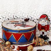 Подарки к праздникам handmade. Livemaster - original item A set of Christmas toys