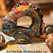 Куклы и игрушки ручной работы. Ярмарка Мастеров - ручная работа Морской дракончик. Handmade.