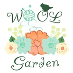 Wool Garden - Ярмарка Мастеров - ручная работа, handmade