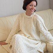 Одежда handmade. Livemaster - original item Aran dress Galadriel. Handmade.
