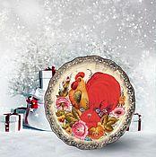 """Дизайн и реклама ручной работы. Ярмарка Мастеров - ручная работа Фотофон  """"Подарки 01"""" (стена+пол). Handmade."""