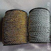 Другие виды рукоделия ручной работы. Ярмарка Мастеров - ручная работа. Купить Бусы на нитке 3 мм. Handmade. Бусы