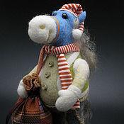 Куклы и игрушки ручной работы. Ярмарка Мастеров - ручная работа Я подарки вам принес.... Handmade.