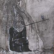Картины и панно ручной работы. Ярмарка Мастеров - ручная работа ловец снов. Handmade.