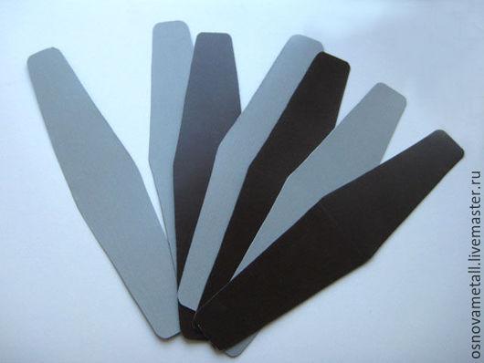 металлические основы для браслетов ромб