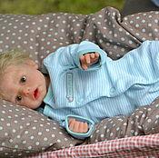 Куклы и игрушки ручной работы. Ярмарка Мастеров - ручная работа Авторская силиконовая кукла Макс. Handmade.