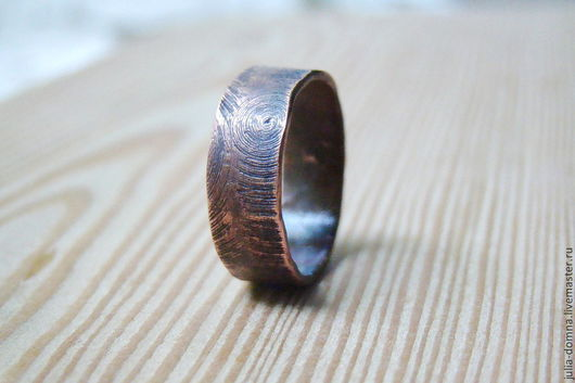Украшения для мужчин, ручной работы. Ярмарка Мастеров - ручная работа. Купить кольцо - перстень мужское In the woods. Handmade.