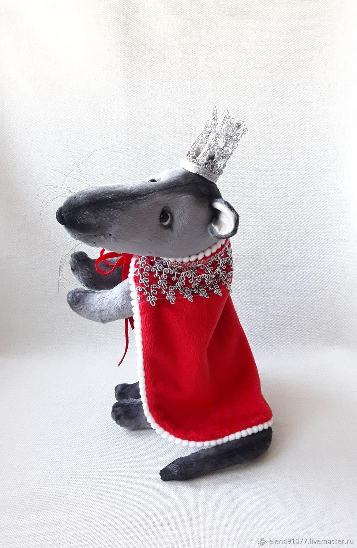 Teddy Rat, Stuffed Toys, Zheleznodorozhny,  Фото №1