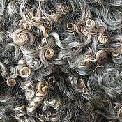 Материалы для творчества handmade. Livemaster - original item Copy of Curls Wensleydale 50 gr . , England. Handmade.