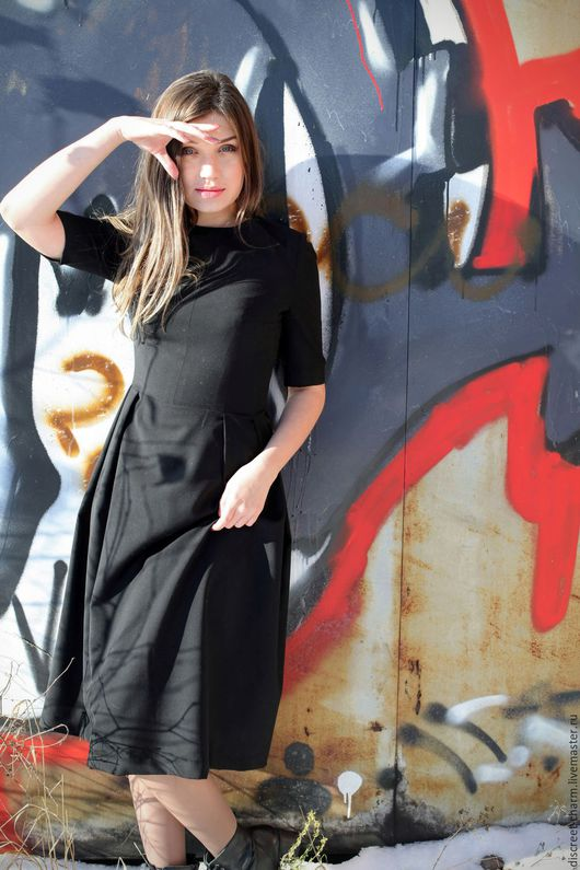 Купить Зимнее Платье Для Женщины