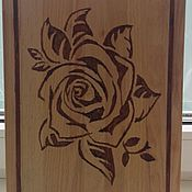 Для дома и интерьера ручной работы. Ярмарка Мастеров - ручная работа Разделочная доска. Handmade.