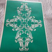 Материалы для творчества handmade. Livemaster - original item f stencils adhesive. Handmade.