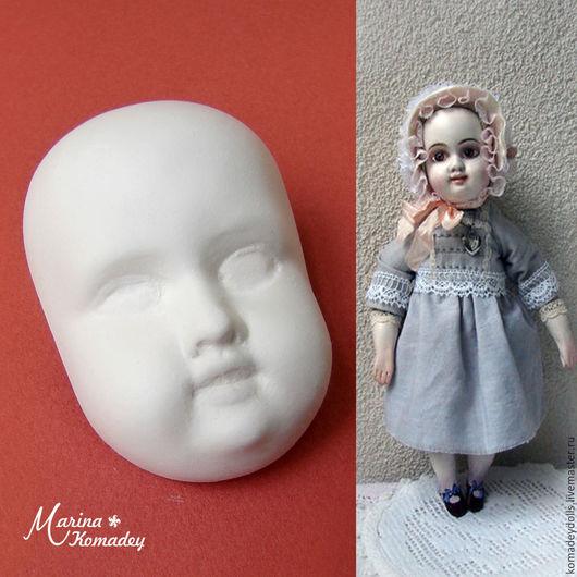Куклы и игрушки ручной работы. Ярмарка Мастеров - ручная работа. Купить Личико № 24. Handmade. Белый, заготовки для кукол