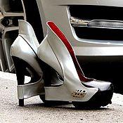 Обувь ручной работы. Ярмарка Мастеров - ручная работа Туфли из коллекции MB-Fashion. Handmade.