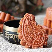 """Мыло ручной работы. Ярмарка Мастеров - ручная работа Шампунь """"Индийское Утро"""" натуральный твердый. Handmade."""