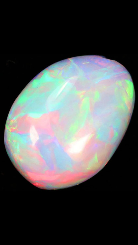 Opal Australian' Jasmine ' cabochon, Cabochons, Moscow,  Фото №1